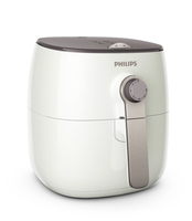 Philips Viva Collection HD9621/21 Low fat fryer 1425W Grigio, Bianco friggitrice
