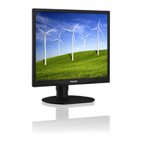 "Philips Brilliance 19B4QCB5/27 19"" IPS Nero monitor piatto per PC"
