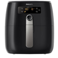 Philips Avance Collection HD9643/11 Low fat fryer 1425W Nero, Argento friggitrice