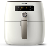 Philips Avance Collection HD9641/26 Low fat fryer 1425W Grigio, Bianco friggitrice