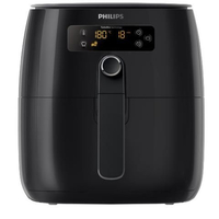 Philips Avance Collection HD9641/56 Singolo Indipendente 1425W Nero friggitrice