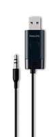 Philips SHB1900/10 3,5 mm 10m Nero trasmettitore audio Bluethooth