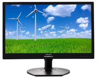 "Philips Brilliance 221S6LCB/69 21.5"" Full HD LCD/TFT Nero monitor piatto per PC"