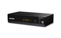 Philips DTR3502B/EU Terrestre Nero set-top box TV