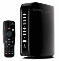 Iomega ScreenPlay 2TB HD Media Player Nero lettore multimediale