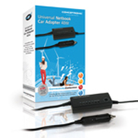 Conceptronic UNIVERSAL NETBOOK CAR ADAPTER 40
