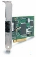 Allied Telesis 100Mbps Fast Ethernet Fiber Network Interface Cards (SC) Interno 100Mbit/s scheda di rete e adattatore