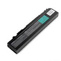 Toshiba Battery Pack (6 Cell, 4300mAh) Ioni di Litio 4300mAh batteria ricaricabile