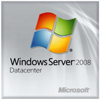 Fujitsu Windows Server 2008 Datacenter R2, 2-CPU, ROK, MUL