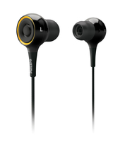 Philips SHE6000/28 Nero, Giallo Intraurale Auricolare cuffia