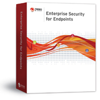 Trend Micro Enterprise Security f/Endpoints Light New, 12m, 26-50u