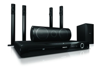 Philips Home Theater 5.1 HTS5550/12