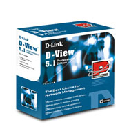 D-Link D-View SNMP Network Management System
