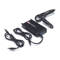 Toshiba Notebook Car Adapter - 120W, Black Nero adattatore e invertitore
