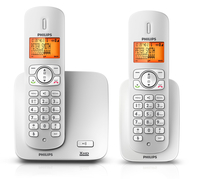 Philips Perfect sound Telefono cordless CD2702S/23