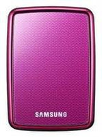Samsung S Series 500GB External HDD 500GB Rosa disco rigido esterno
