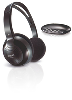 Philips SHC1300 Trasmissione IR Cuffie Hi-Fi wireless