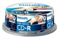 Philips CD-R CR8D8NB25/00