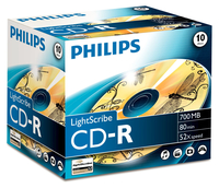 Philips CD-R CR7D5QJ10/00