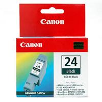 CARTUCCIA CANON BCI-24BK NERO