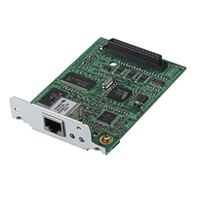 Samsung 1-Port 10/100 Ethernet Network Card LAN Ethernet server di stampa