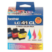 Brother LC-413PKS Ciano, Giallo cartuccia d