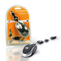 Conceptronic Wired Travel Mouse