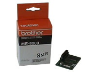 Brother ME8000 8GB memoria