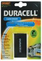 Duracell Camcorder Battery 7.4v 780mAh Ioni di Litio 780mAh 7.4V batteria ricaricabile