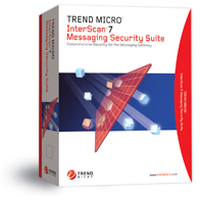 Trend Micro InterScan Messaging Security Suite, 105-250u, Win, EN