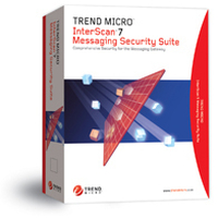 Trend Micro InterScan Messaging Hosted Adv, 12m, 105-250u, Win, EN