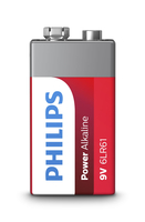 Philips Power Alkaline Batteria 6LR61P1B/10