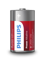 Philips Power Alkaline Batteria LR20P2B/10