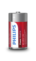 Philips Power Alkaline Batteria LR14P2B/10