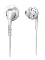 Philips SHE4507/10 Bianco Intraurale cuffia