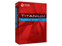 Trend Micro Titanium Maximum Security, Box, 3u, 12Mnth, ENG 3utente(i) 1anno/i Inglese