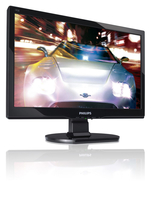 "Philips 192E1SB1/62 18.5"" HD Lucida Nero monitor piatto per PC"