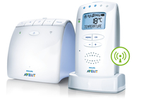 Philips AVENT Audio Monitors Baby Monitor DECT SCD525/00