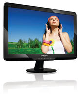 Philips Monitor LED con audio HDMI e SmartTouch 234EL2SB/00