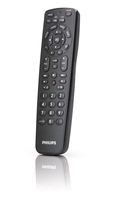 Philips Perfect replacement SRP2003/55 IR Wireless Pulsanti Nero telecomando