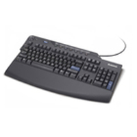 Lenovo IBM Enhanced Performance USB Keyboard (Business Black) - Greek