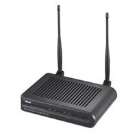 ASUS WL-320gP wireless access point 54Mbit/s Supporto Power over Ethernet (PoE) punto accesso WLAN