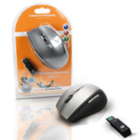 Conceptronic Wireless Mouse with USB dongle
