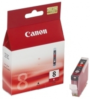 Canon CLI-8R Red Ink Cartridge Rosso cartuccia d
