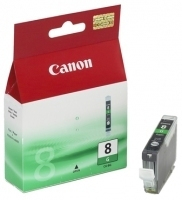 Canon CLI-8G Green Ink Cartridge Verde cartuccia d