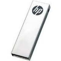 HP v210w 4GB 4GB USB 2.0 Tipo-A Acciaio inossidabile unità flash USB