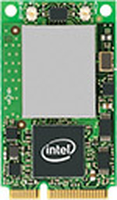 Intel PRO/ Wireless 3945ABG Network Adapter 54Mbit/s scheda di rete e adattatore