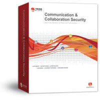 Trend Micro Communication & Collaboration Security, 12m, 251-500u, GOV, RNW