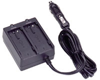 Canon Car Battery Adapter CB-600 Nero adattatore e invertitore