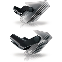 Philips HAIRCLIPPER Series 5000 QC5335/80 Ricaricabile Nero Rasoio e regolabarba